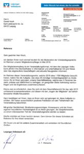 Referenz Volksbank