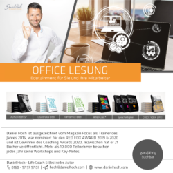 Office Lesung